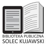 Logo Biblioteki Publicznej w Solcu Kujawskim